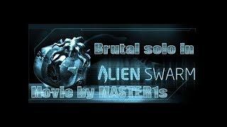 Alien Swarm Reactive Drop - Jacob's Rest Full Campaign Brutal Solo by MASTER1s