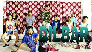 DILBAR_DILBAR||NEHA_KAKKAR||John_Abrah||Dance choreography ||vivek rajput