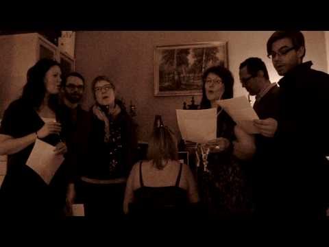 A little later - a swedish traditional christmas song.MOV