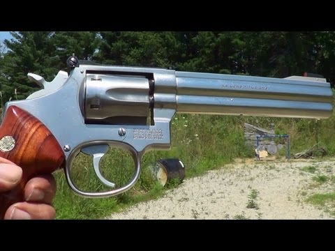 Smith & Wesson Model 617 Revolver 22LR