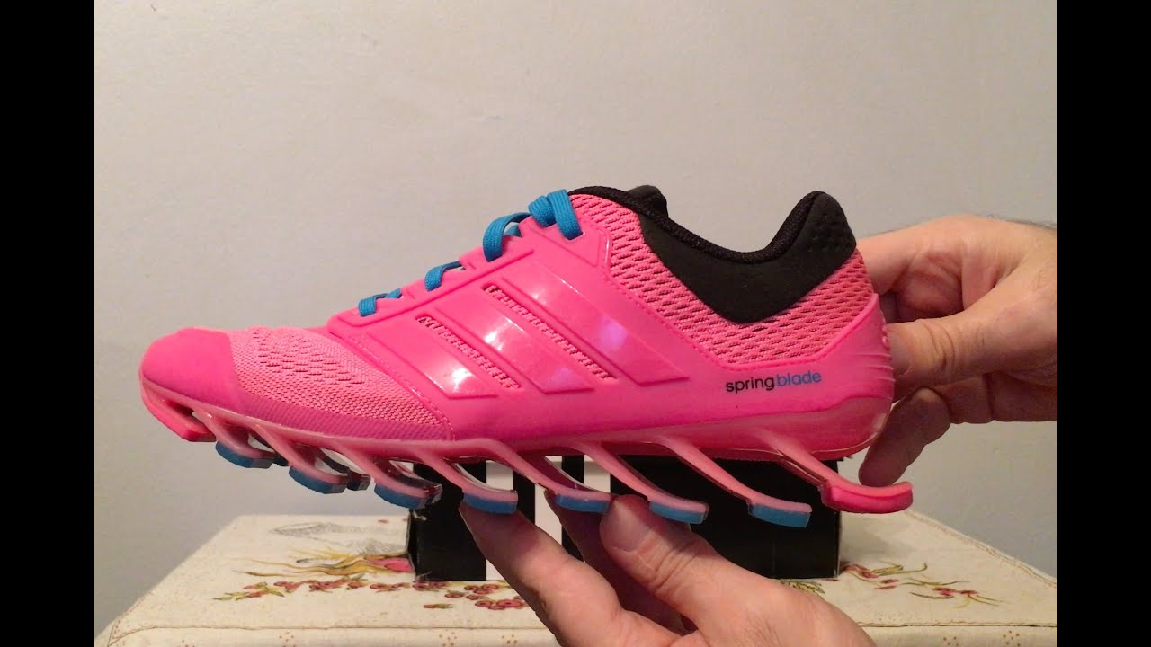adidas springblade ladies trainers