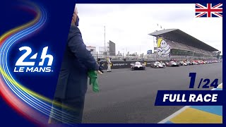 🇬🇧 REPLAY - Race hour 1 - 2020 24 Hours of Le Mans