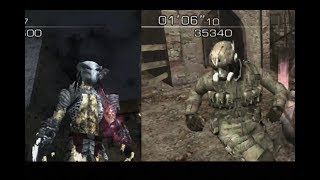 Resident Evil 4 Mod Showcase | The Predator + Military Soldier Mods! [5 STAR RUN W/ BOTH MODS]