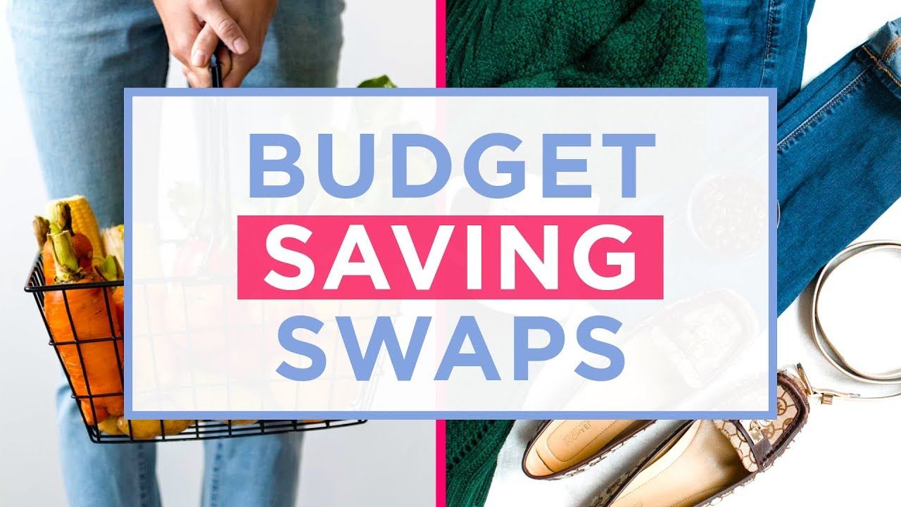6 Budget Swaps for a Frugal and a Happy Life | The Lifestyle Fix