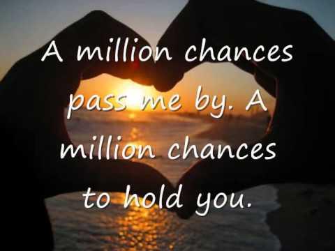 A Million Love songs - Lyrics