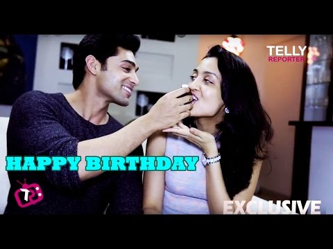 Ruslaan Mumtaz's Birthday Celebration With Wife Nirali Mehta | Telly Reporter Exclusive