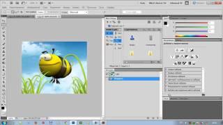 Знакомство с программой Adobe Photoshop часть 1