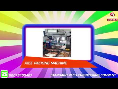 Industrial Packaging Machines by Standard Pack Engineering Company, Chennai