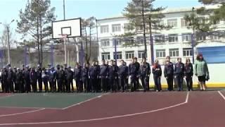 ГТО в школе