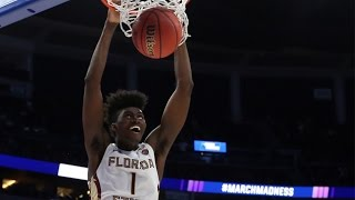 Florida Gulf Coast, Florida State trade dunks in NCAA Tournament