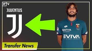 Mattia Perin joins Juventus, Jorginho to Man City & Federico Chiesa..   Serie A Transfer News