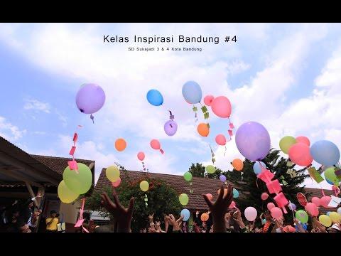 Kelas Inspirasi Bandung #4 - SDN Sarijadi 3 & 4 Kota Bandung
