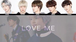 Download W24 - Love Me MV + Lyrics Color Coded HanRomEng