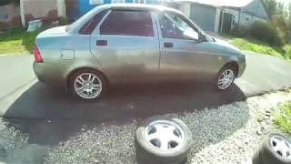 видео Разболтовка Лада Priora (2172) 2014 г.в. 1.6 (82 лс, бензин). Лада приора разболтовка