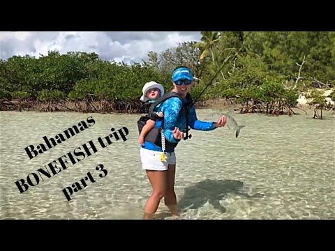 Bahamas Family Bonefishing Trip Part 3!