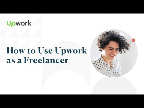 How to Use Upwork as a Freelancer Webinar
