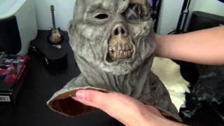 Friday The 13th Part 6 Jason Lives Latex Mask by Kyle Huculak  (Unboxing Review)