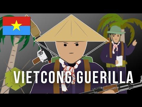 Vietcong Guerilla (Vietnam war)