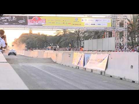 Rally Sardegna 2014 CIR TRT SARDEGNA SS 01 - Cagliari - Giorno 1