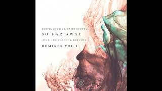 Martin Garrix & David Guetta feat. Jamie Scott & Romy Dya - So Far Away (Nicky Romero Remix)