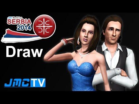 jmc World Cup Serbia 2014 Draw