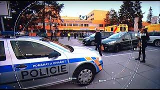 Ámokfutó lövöldözött egy csehországi kórházban