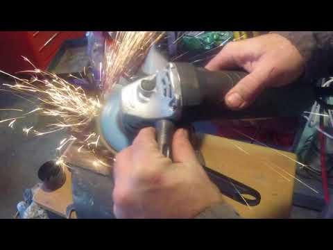 Tool RESTORATION Buffalo adjustable wrench