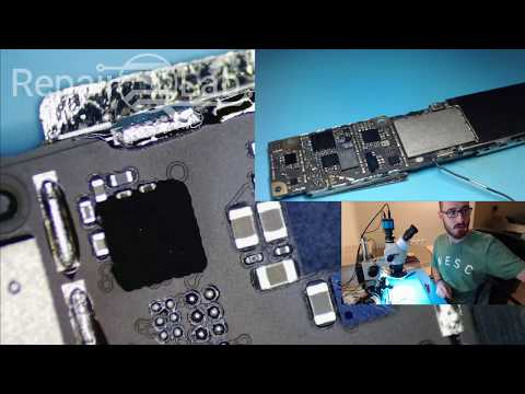 Live Tristar Replacement, an unsuccessful touch IC job and the new Quick 861DA