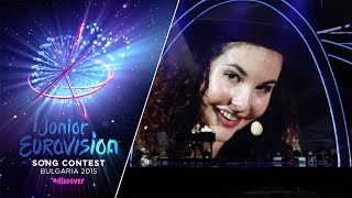 Junior Eurovision Song Contest 2015: Shalisa (The Netherlands) First Rehearsal
