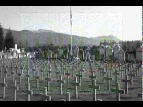 Green Fields of France - Memorial Video