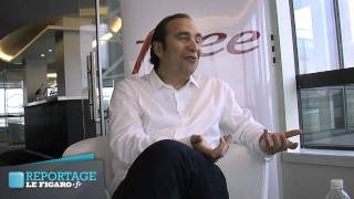 "Xavier Niel, Free Mobile : ""Comment a-t-on pu se faire avoir si longtemps?"" - Le Figaro"