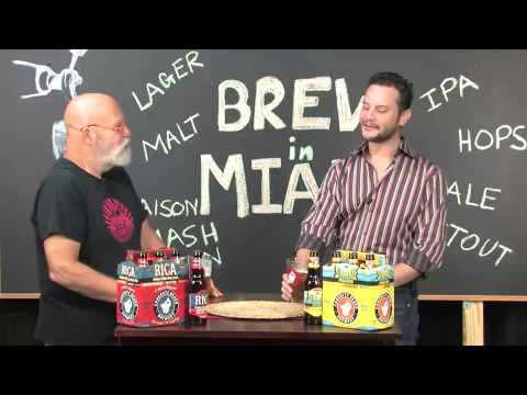 "Brew in Miami:  Alan Newman is bringing his ""craft"" to Wynwood"