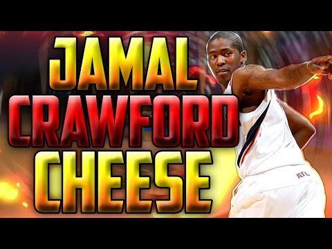 JAMAL CRAWFORD BEHIND THE BACK DRIBBLE CHEESE!! • KOBE SPAM AND JAMAL CRAWFORD COMBO!!😈