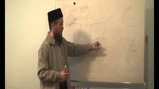 Видео урок 2 арабский алфавит