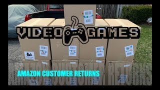 Baixar I ONLY Paid $238 for a $1,928 Amazon Customer Returns TOYS Pallet + VIDEO GAME SYSTEM FOUND!