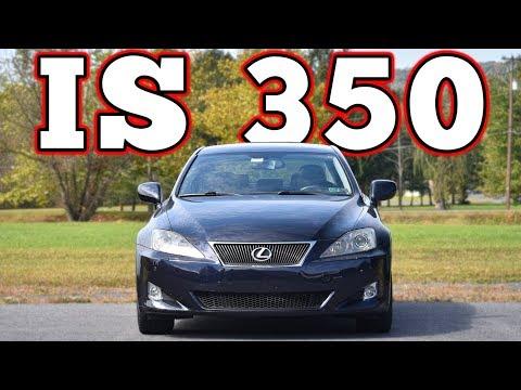 2007 Lexus IS350: Regular Car Reviews