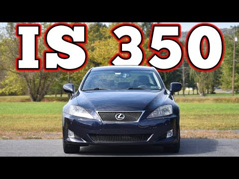 2007 Lexus IS350: Regular Car Reviews