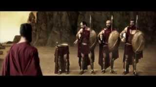 Çok Konuşulan 300 Spartalı Reklam Filmi