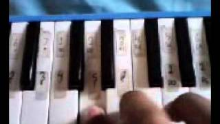 Dear god intro pianika