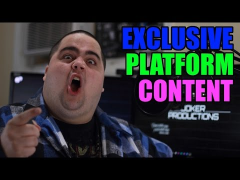 Exclusive Early Content for Gaming Platforms | Joker Rants (Pilot)