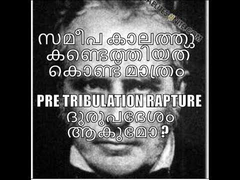 #30. Nelson Darby & Pre Tribulation Rapture