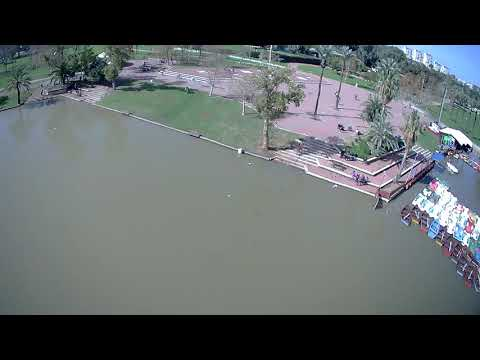 Tel Aviv lake with the new drone ky601g in 4k