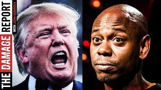 """Dave Chappelle Takes Back His """"Give Trump A Chance"""" Quote"""