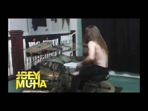 Baron Corbin WWE Theme Metal Drums! - JOEY MUHA