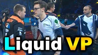 LIQUID vs VP - TI7 DOTA 2 - FANTASTIC GAMES!!!