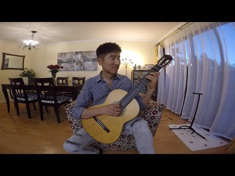 J. S. Bach - Air on the G string (Guitar)