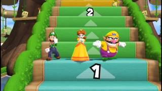 Mario Party 9 Bonus Episode 1 - Step It Up