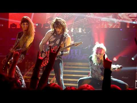Steel Panther - Turn Out The Lights (Live - 02 Apollo, Manchester, UK, Nov 2012)