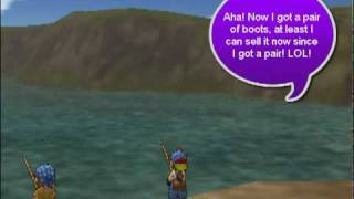 Harvestmoon 3 : Save the Homeland - Getting Old Fishing Rod
