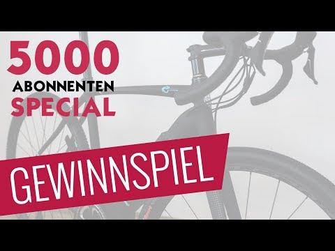 Gewinnspiel Teil 2 - 5000 Abonnenten Special - Fahrrad.org